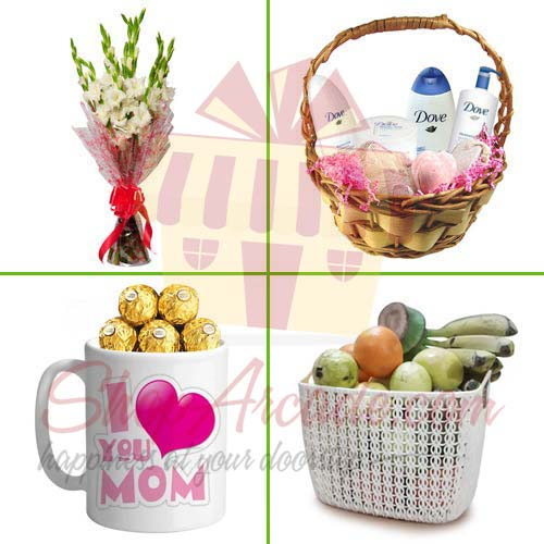 Mothers Day Gift Combo