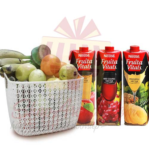 Juices With Fresh Fruits