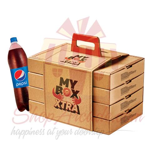 My Box Xtra - Pizza Hut