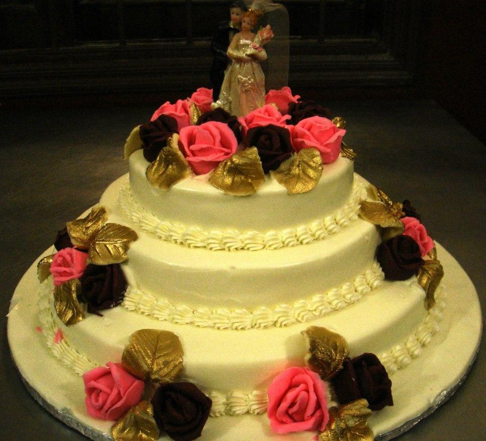 Newly Weds Cake 20 lbs