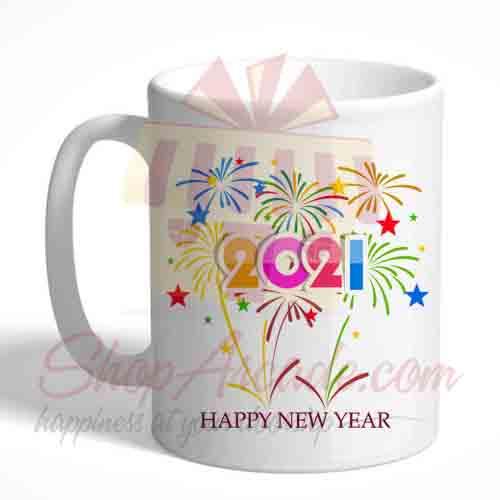New Year Mug 09