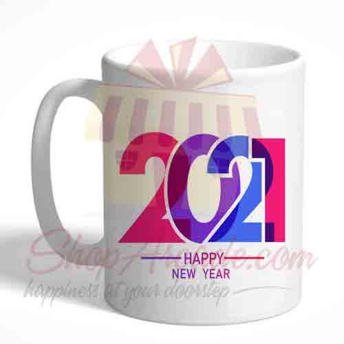 New Year Mug 11