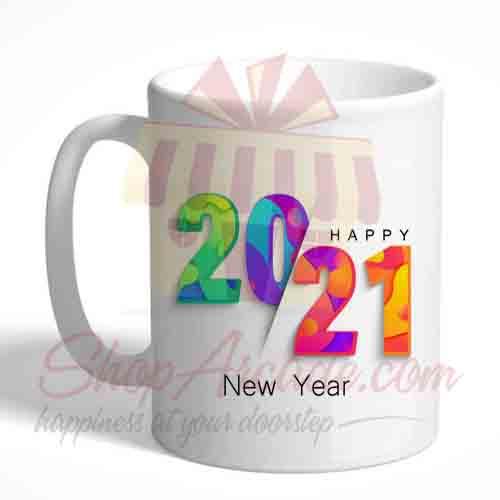 New Year Mug 12