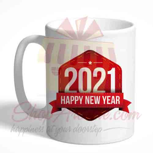 New Year Mug 13