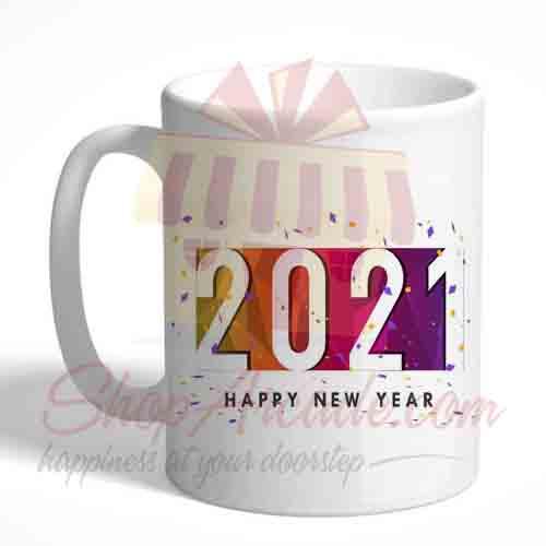 New Year Mug 14