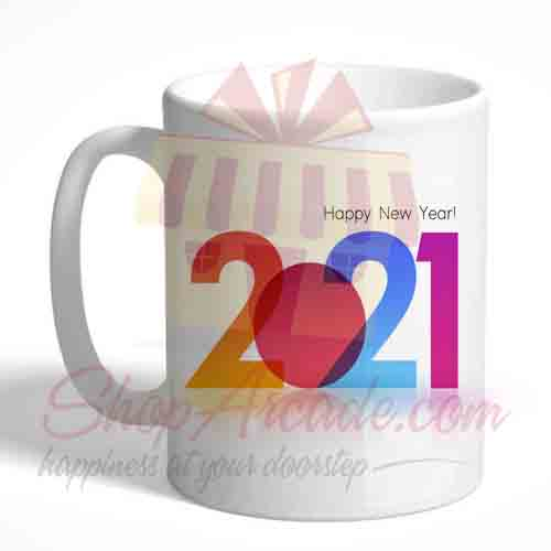 New Year Mug 15