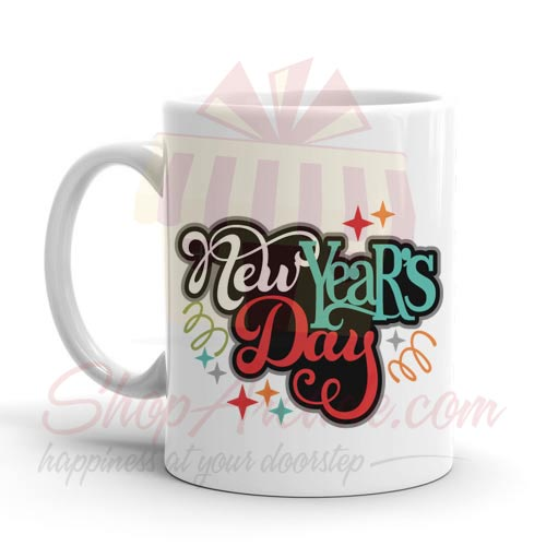 Happy New Year Mug 01