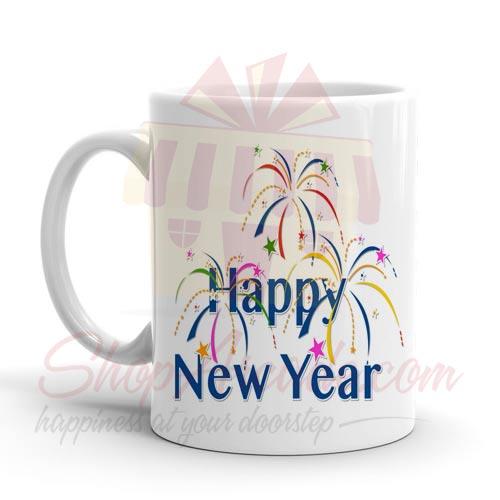 Happy New Year Mug 06
