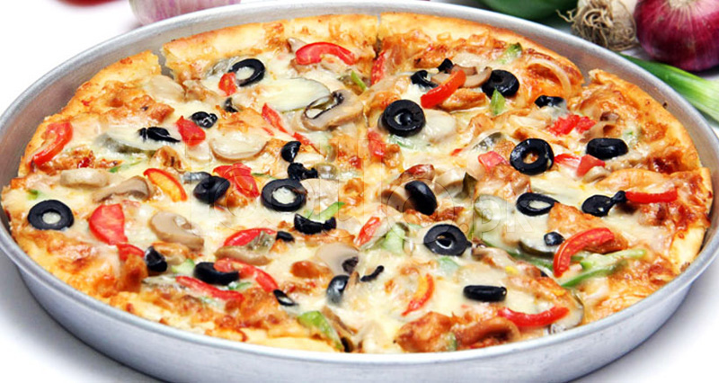 New York Pizza 9 inche