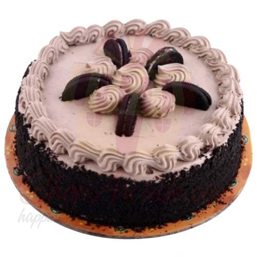 Oreo Choc Cream Cake 2lbs HOBNOB