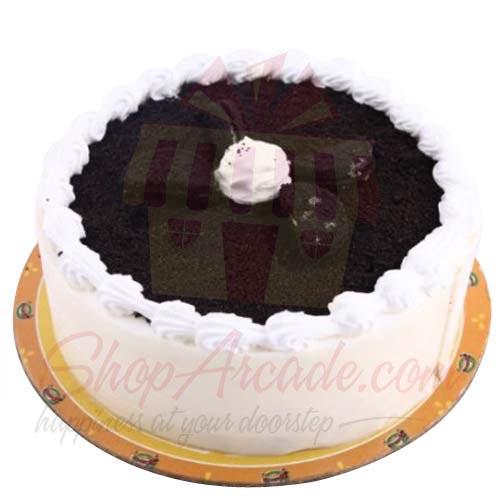 Oreo Vanilla Cake  2lbs - Hobnob