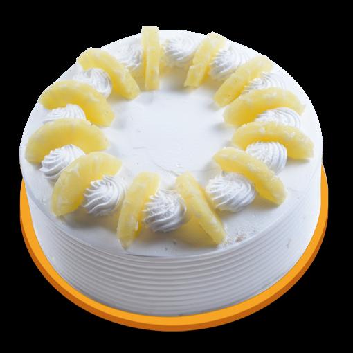 Pineapple Cake (4Lbs) - Treat Bakers