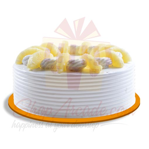 Pineapple Cake 2 lbs United King