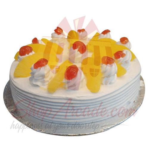 Pineapple Cake 2lbs (Bakers Inn)