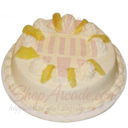 Pineapple Cake 2lbs - La Farine