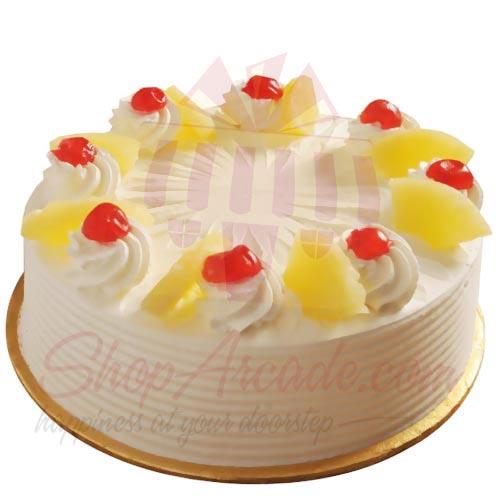 Pineapple Cake (2lbs)