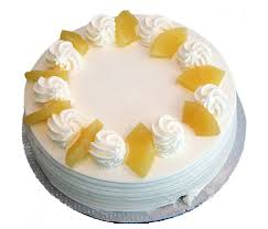 Pineapple Cake (4lbs) - Serena Hotel