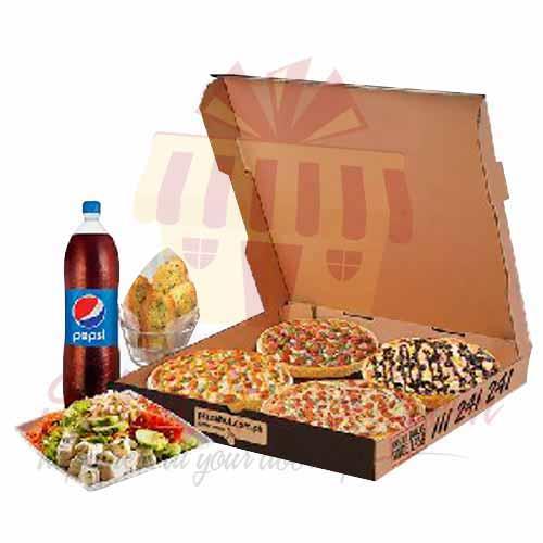 Pan 4 All (Deal 3) Pizza Hut