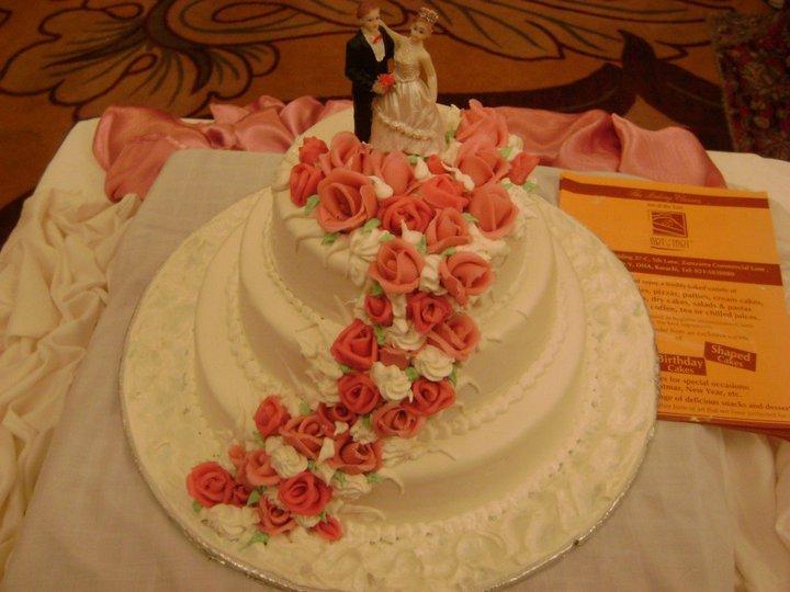 Premium Wedding Cake 24 lbs
