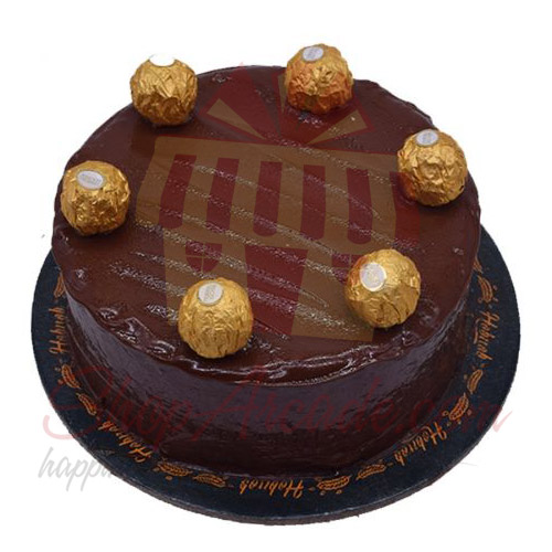 Ferrero Rocher Cake 2lbs HOBNOB