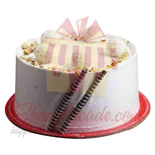 Raffaello Cake 2Lbs - Cake Lounge
