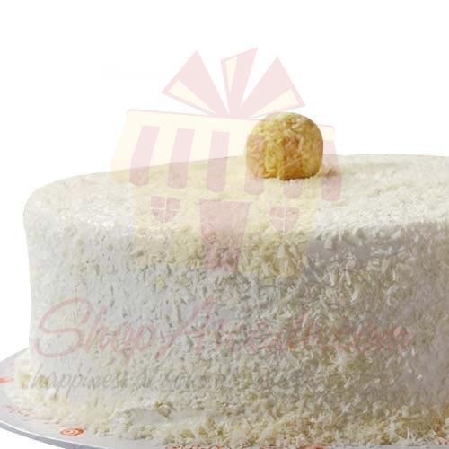 Raffallo Cake 2lbs - La Farine
