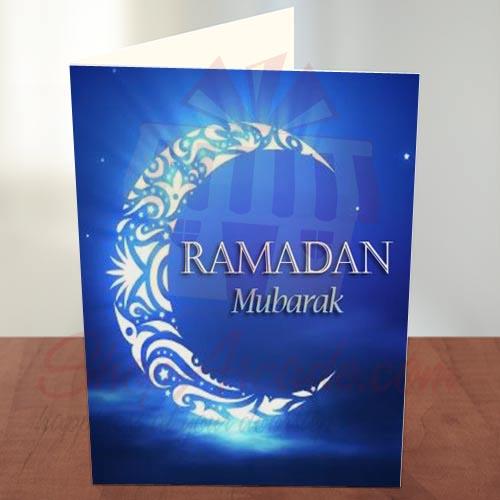 Ramadam Mubarak Card 3