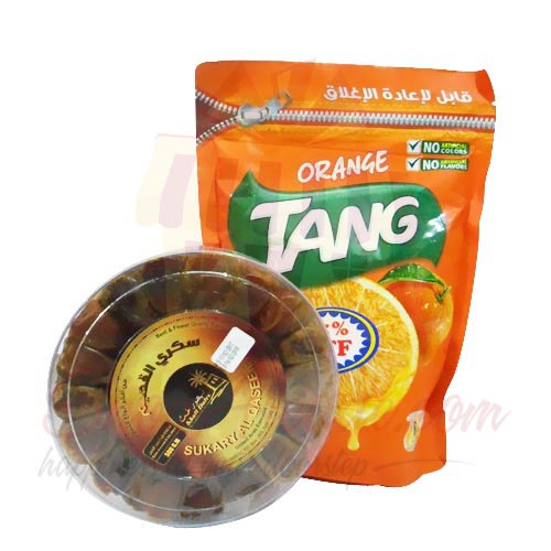 Dates With Tang Juice