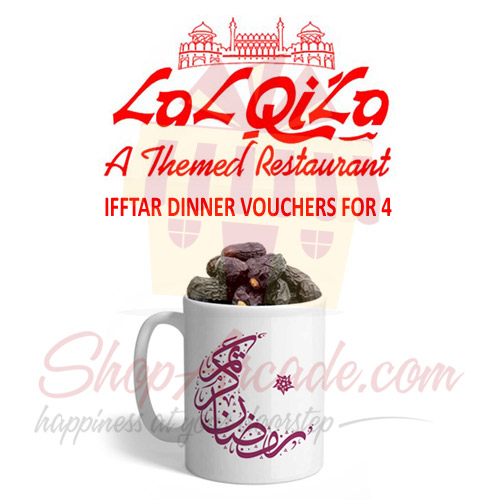 Ifftar At Restaurant (Ramdan Combo)