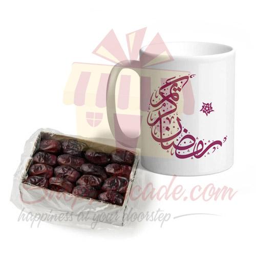 Ramadan Mug With Dates Box