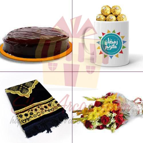 Happy Ramadan (4 In 1)