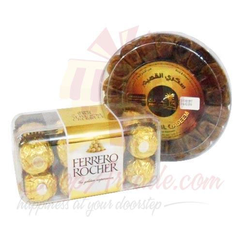 Dates With Ferrero
