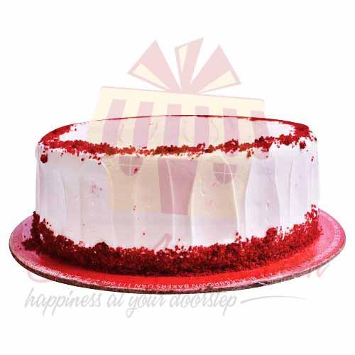 Red Velvet Cake - My New Italian Bakery
