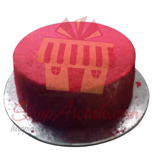 Red Velvet Cake 2lbs Gloria Jeans