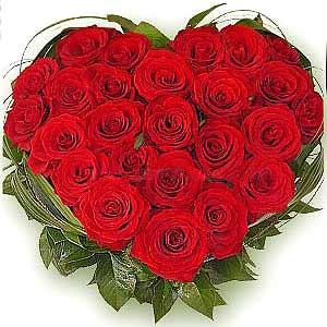 heart-roses