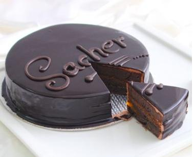 Sacher Cake 2lbs From Movenpick