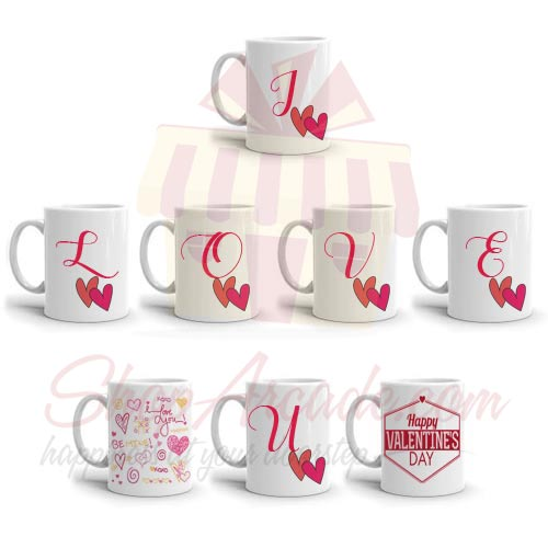 Love Mugs 6 Days Special