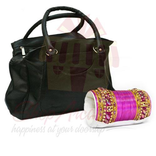 Handbag With Choori