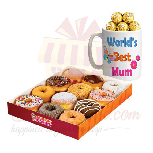 For Worlds Best Mom