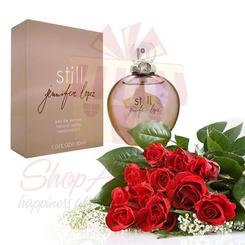 Roses And Fragrance
