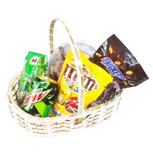 Seasonal Basket Small