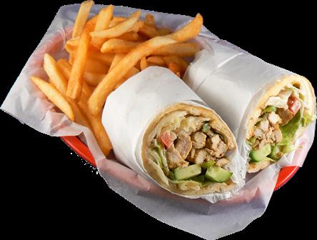 shawarma-meal