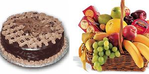 Cake 2LBS Fruit Basket 7 9 KG