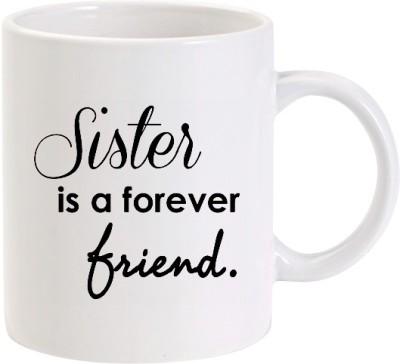 Sister A Forever Friend Mug