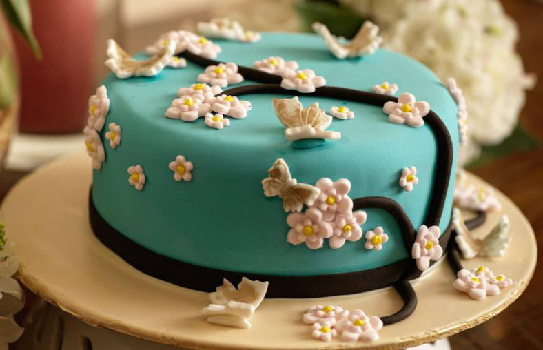 Butterfly Cake 5 lbs