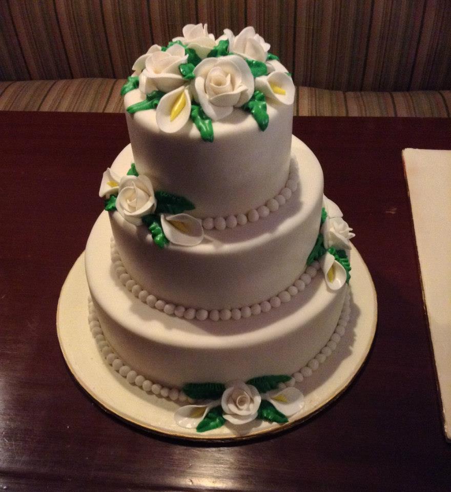 The Wedding Cake 20 lbs
