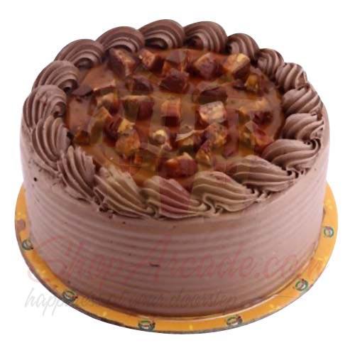 Snicker Chocolate Cake 2lbs Hobnob