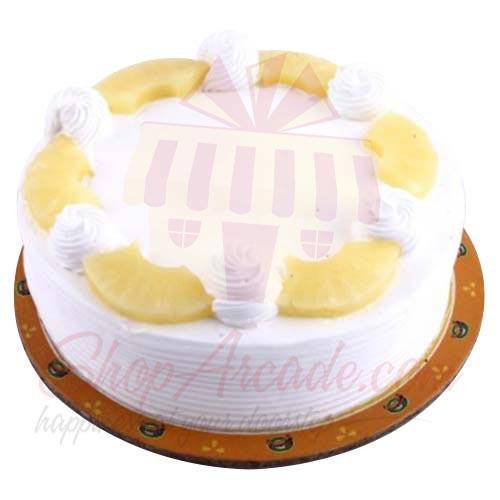Pineapple Cake 2lbs Hobnob