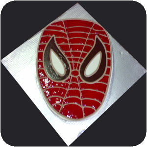 Spider Man Face Cake 4lbs