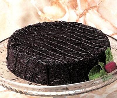 Chocolate Cake 2lbs Sugar Free
